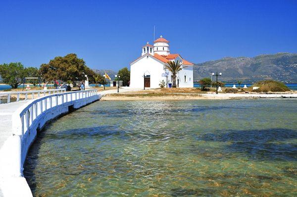 Little church of Saint Spyridon, Elafonissos island