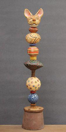 Aftosa - Pinch Pot Totems with Susan Kirk, $75.00 (http://www.aftosa.com/pinch-pot-totems-with-susan-kirk/)