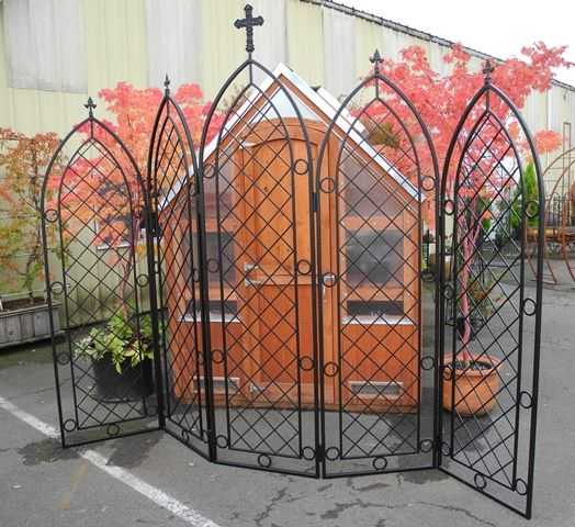 Nice A Custom Screen Created By Garden Gallery Iron Works For A Church