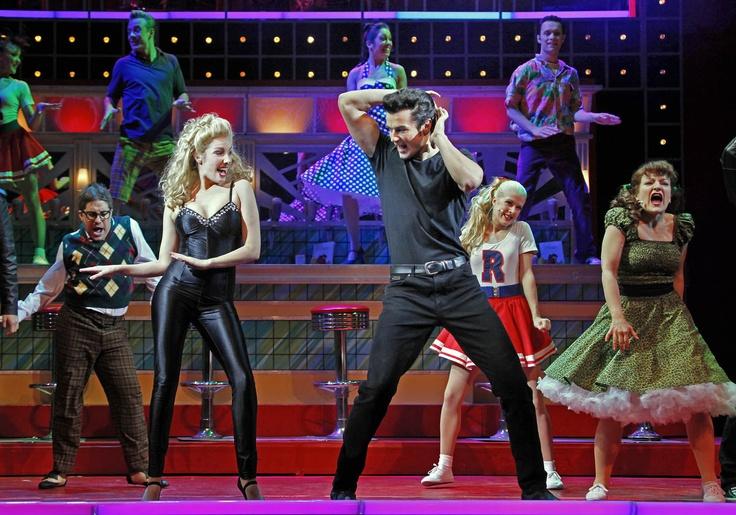 grease the musical | Grease Musical - Deutschlandtournee - Tickets – Musical Stuttgart