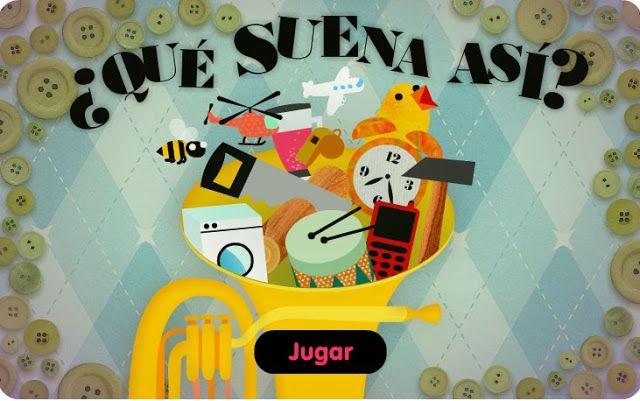 La clase de música: Una de juegos para PDI                                                                                                                                                      Más