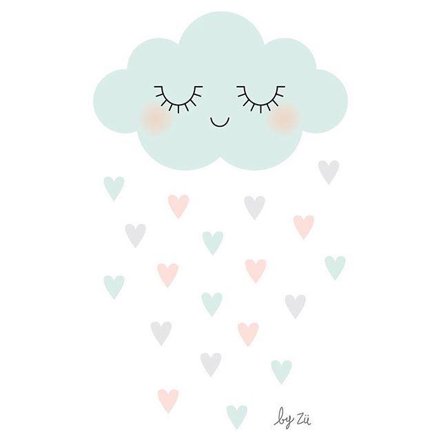 Et hop ! Une pluie d'amour pour tout le monde ^^ #Zü