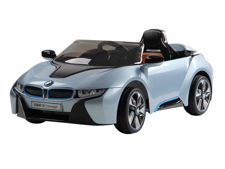 Электромобиль JE168 blue