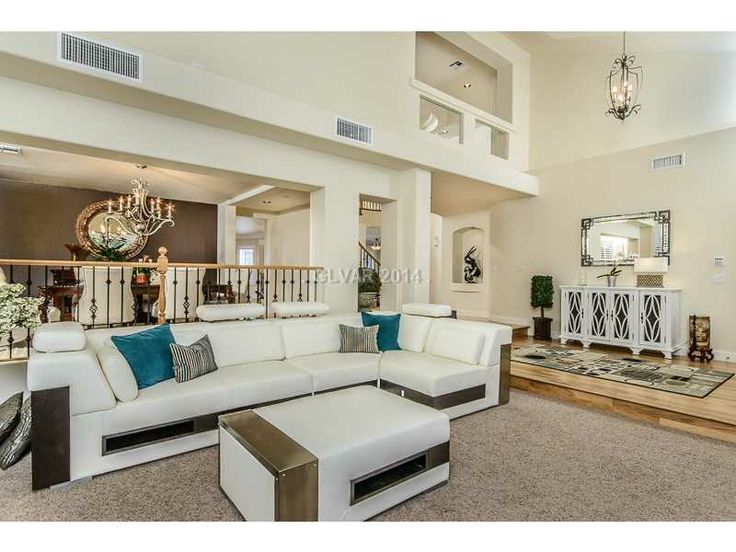 Las Vegas Home For Sale Stunning Immaculate Luxury In Southern Highlands Privacy W