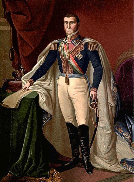 Feliz día de la #bandera Agustín de Iturbide: bandera de México, independencia e imperio