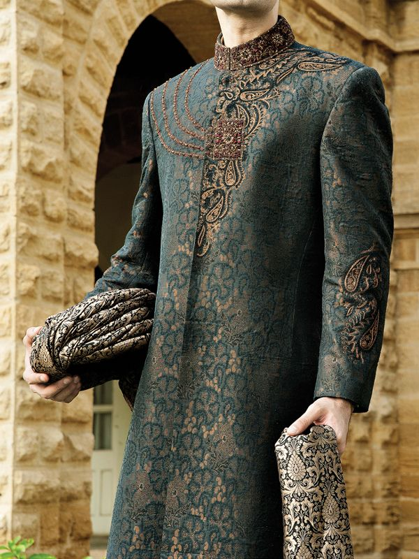 Mens Wedding Wear Sherwani Collection 2016-2017 | BestStylo.com