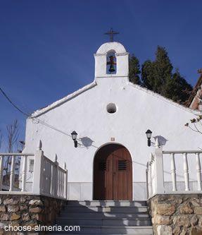 Ermita San Roque - Albanchez pueblo