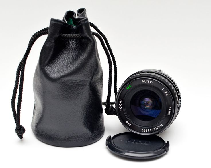 Focal MC Auto f2.8 28mm Prime Wide Manual Focus Camera Lens PK Mount by ValueBliss on Etsy