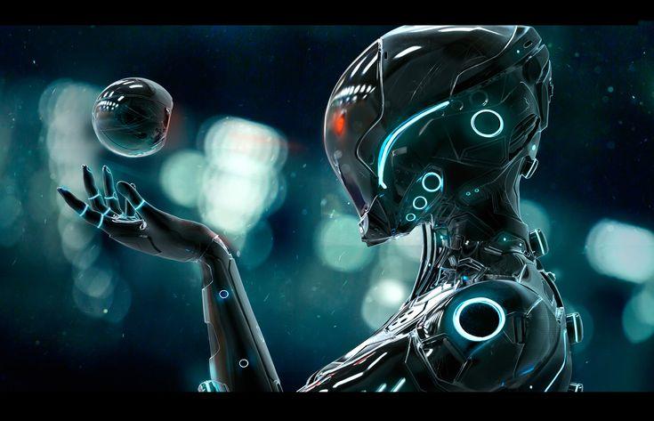 High Tech, Low Life Cyberpunk Art - Imgur