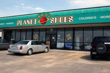 Marcy S Planet Shoes Cape Girardeau Missouri