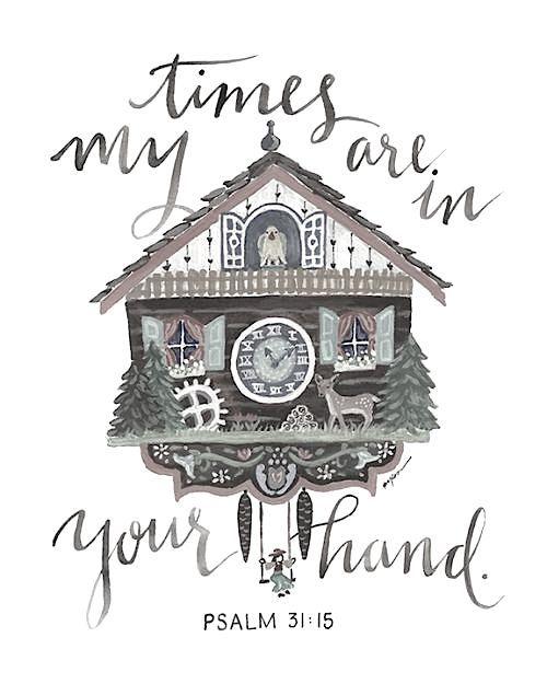 Psalm 31 : 15
