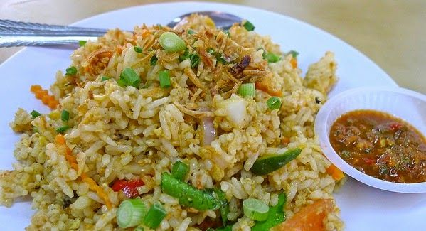 Resep Masakan Indonesia: Resep Nasi Goreng Teri Medan