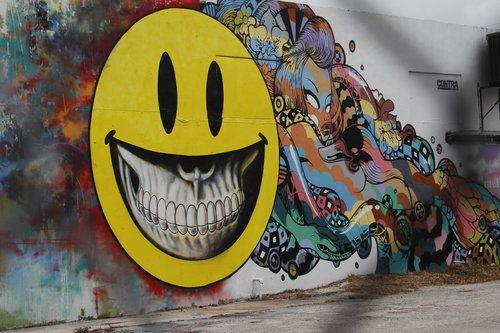 Miami offers tour of city's best graffiti | www.ajc.com