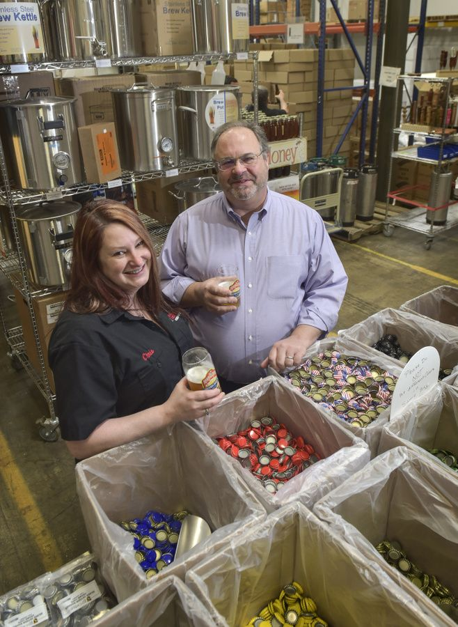 Columbia's Maryland Homebrew has nurtured amateur beer makers for 25 years