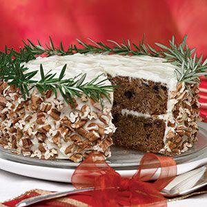 Holiday Fig Cake | MyRecipes.com