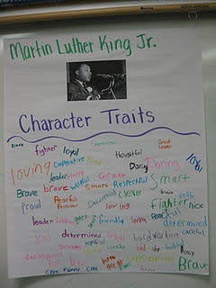 what leadership qualities did martin luther king demonstrate Martin luther king jr as an educational experience and to demonstrate their support as the leader of the sclc, king maintained a policy of not.
