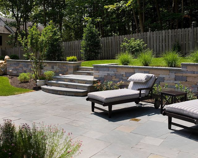 Marvelous Retaining Wall For The Backyard  What To Do With The Sandy Hill Out Back? Design