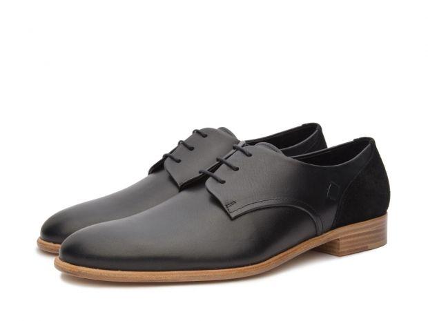 Finlay - Black | Mens Shoes