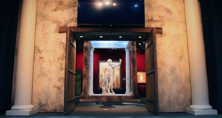 """RELIVE AUGUST 24, 79 A.D. Arizona Science Center offers guests to experience Pompeii before and after the catastrophic eruption.  """"Pompeii: The Exhibition"""" Nov. 18, 2017 – May 28, 2018 Arizona Science Center, 600 E. Washington St., Phoenix For more information, visit azscience.org"""