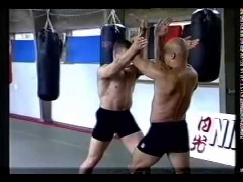 Bas Rutten  Superior Free Fight Techniques Volume: 5   Street Self Defense - YouTube