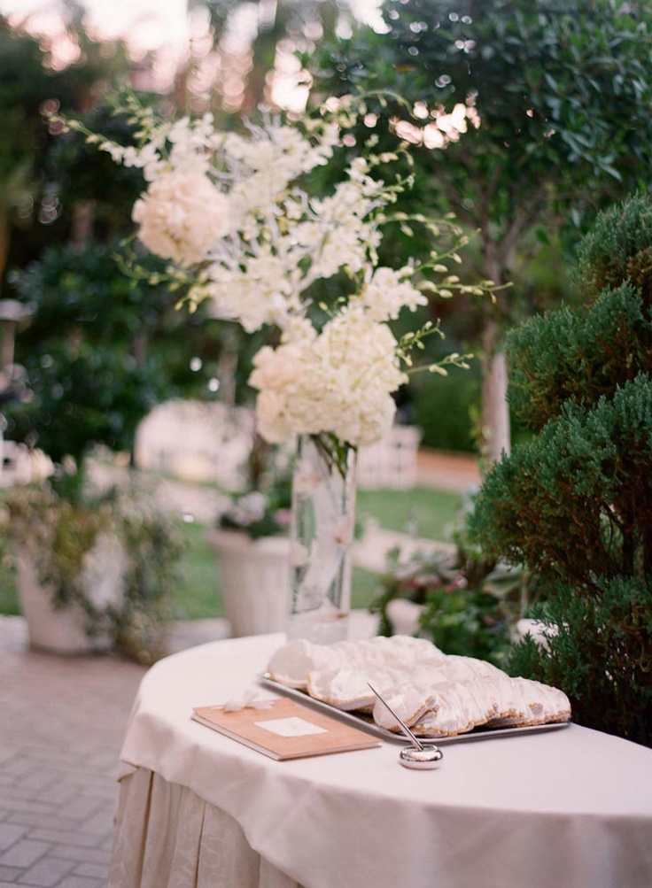 wedding receptions in downtown los angeles%0A Timeless AllWhite Wedding in Beverly Hills  California