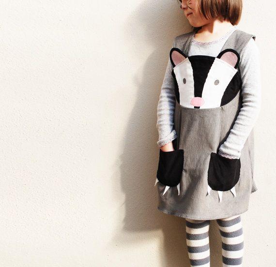 Badger girls dress