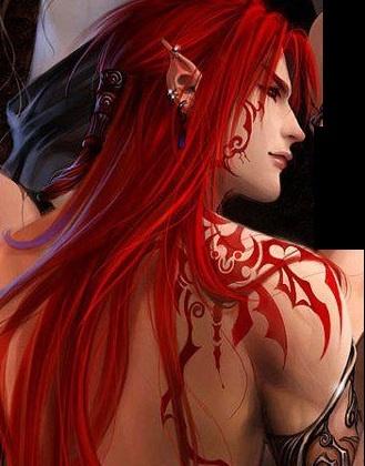 Yaleviv Ardai, meio dragão vermelho, guerreiro e feiticeiro. É o 23o filho de Raven. Yaleviv é um viajante, que gosta de viver uma boa vida. Arrogante, cruel e belo, um dos mais poderosos - é mais displicentes - filhos de Raven.
