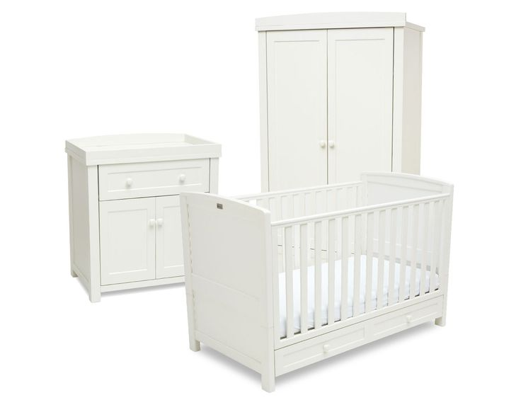 White Baby Furniture Sets Part - 40: Best 25+ White Nursery Furniture Ideas On Pinterest | Nursery Furniture,  Neutral Childrens Furniture And Nursery Decor