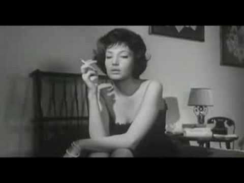 "Insensatez  - Antônio Carlos Jobim/Maria Toledo (1963)... loosely based on Frédéric Chopin's Prelude No.4. Video from ""La notte"" (Michelangelo Antonioni,1960)"