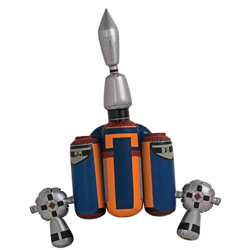 Jango Fett Inflatable Backpack @ niftywarehouse.com