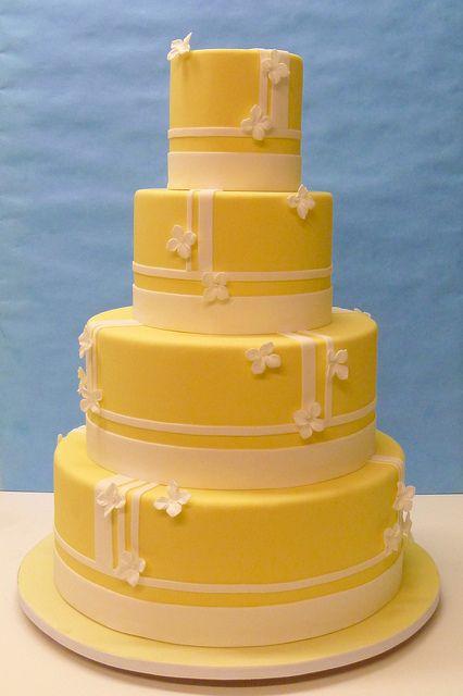 Spring Wedding by LovelyCakes.net, via Flickr