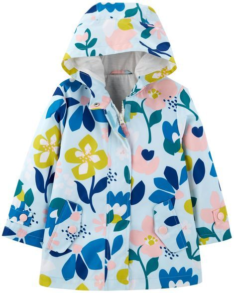28f948006 Floral Raincoat from Carters.com. Shop clothing & accessories from a  trusted name in kids, toddlers, and baby clothes.