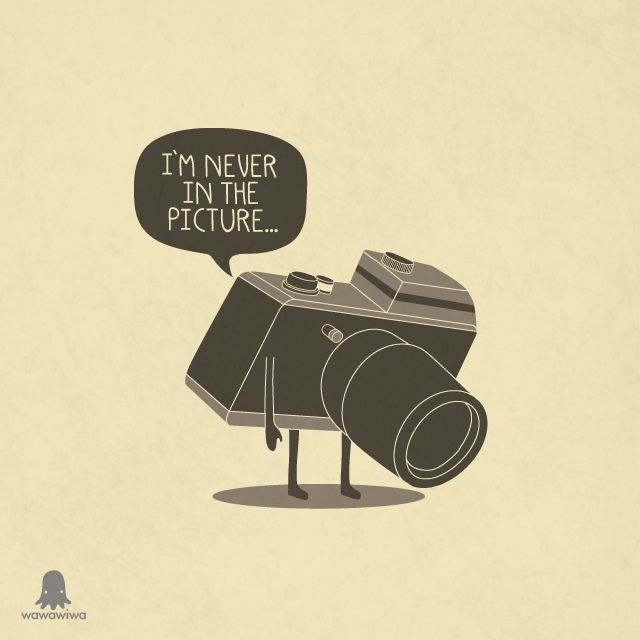 never in the picture by Wawawiwa design, via Flickr