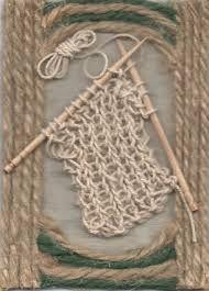 string knitting