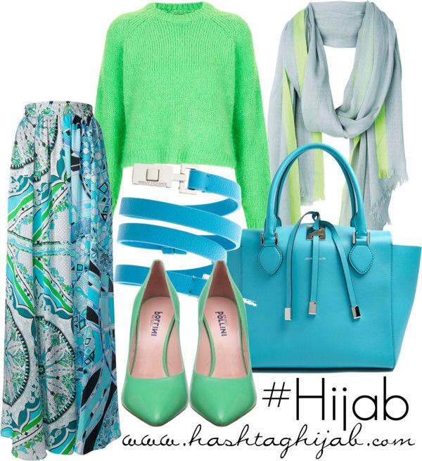 Green color combo
