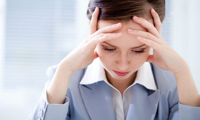 La preocupación es un estado mental en el que nos instalamos ...