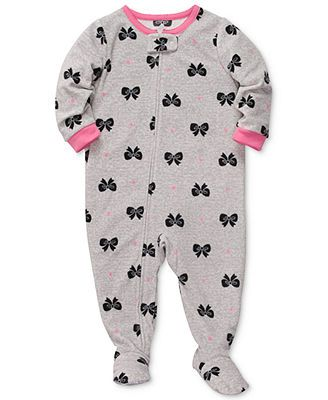 Carter's Baby Pajamas, Baby Girls Coverall