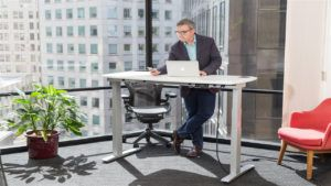 Wall Street Journal Standing Desk