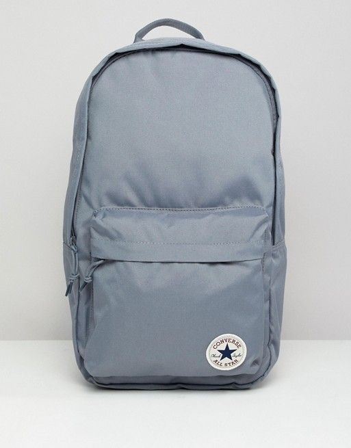 0c90b3ba0366 Converse Backpack In Gray 10005987-A03
