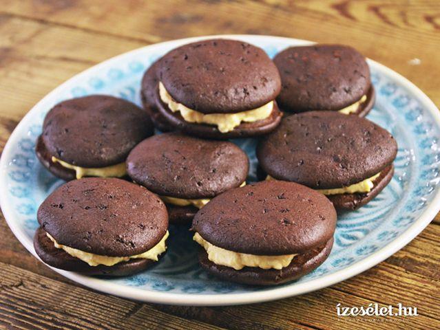 Töltött csokis keksz - Receptek | Ízes Élet - Gasztronómia a mindennapokra