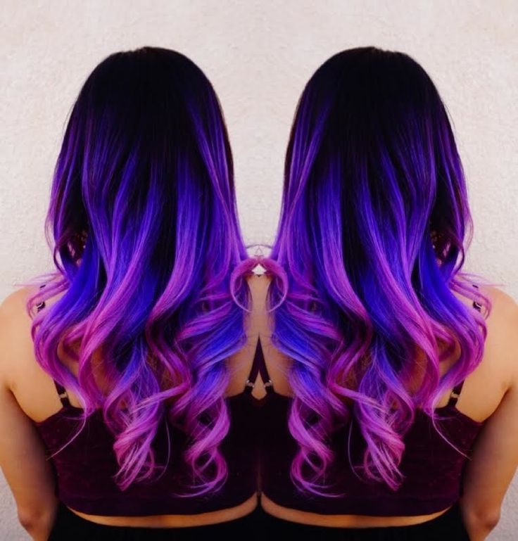 mermaid hair unicorn rainbow