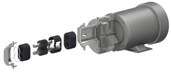 AxFlow introduces the new Eclipse Series of metallic gear pumps