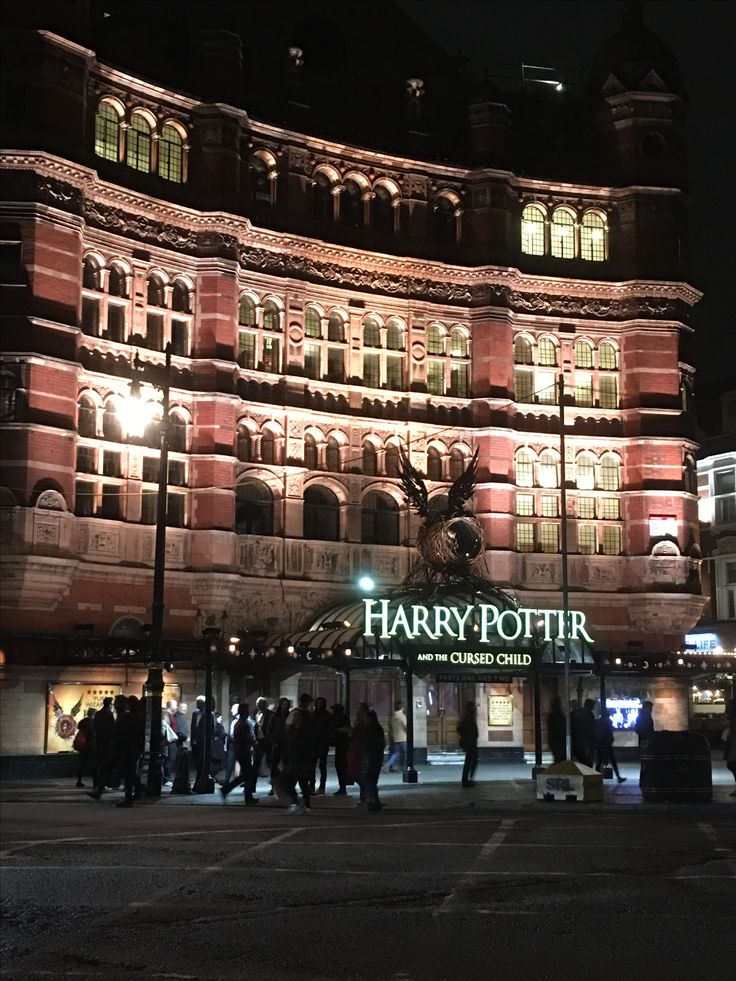 Harry Potter theatre, London