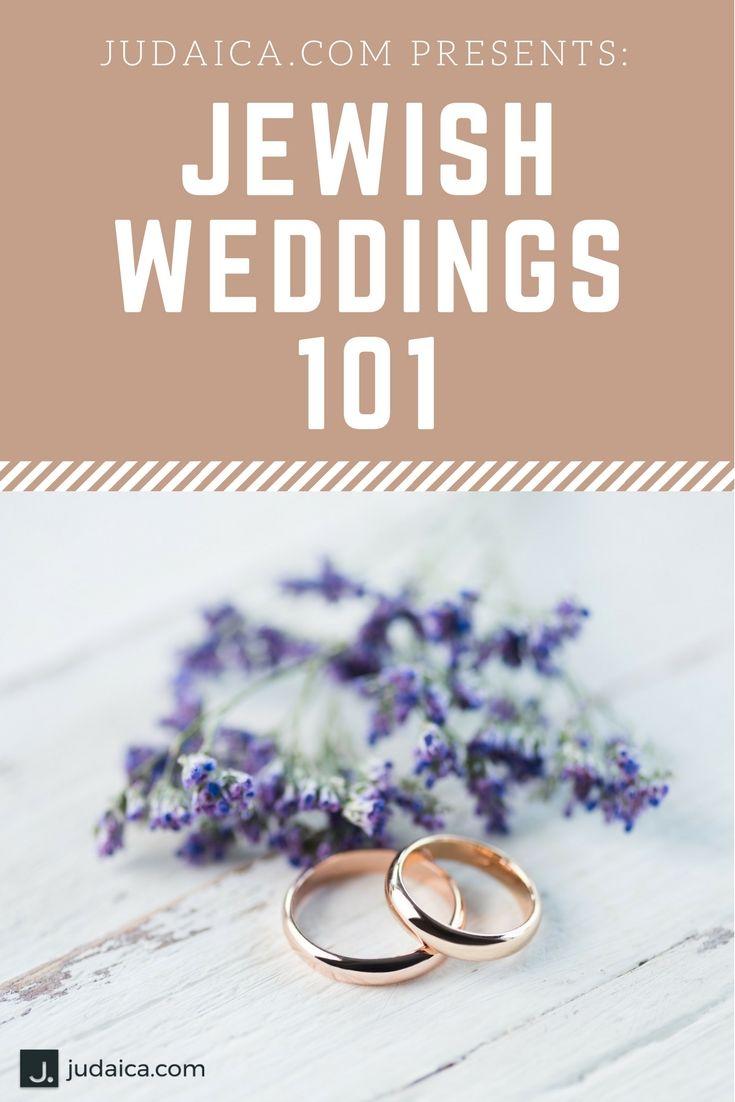 Jewish Wedding 101 11 Jewish Traditions To Know Jewish Wedding Jewish Wedding Ceremony Jewish Wedding Traditions