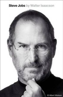 Steve Jobs biography.  I couldn't put it down.