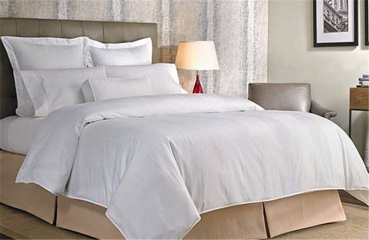 China wholesale 100% Egyptian cotton 400TC White Hotel Linen, Hotel Bed Sheets, Hotel Bedding Set