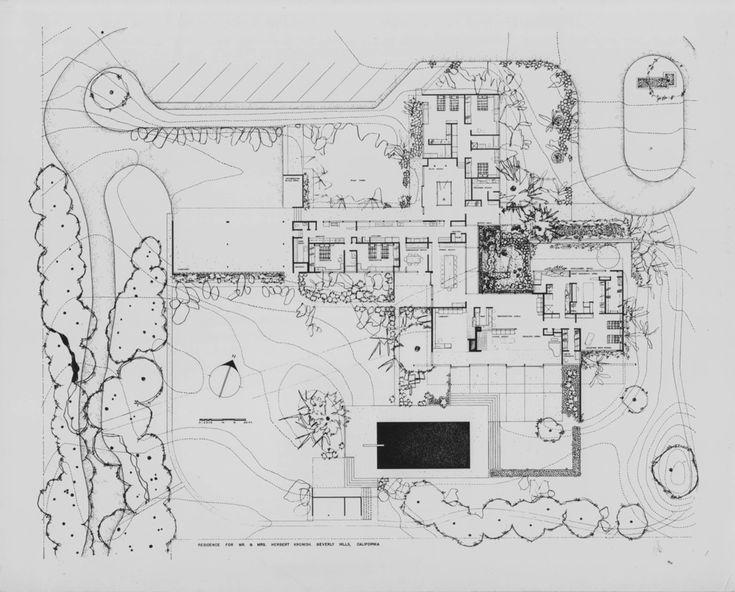 El peligro de demolición que ronda a la casa Kronish de Richard Neutra Kronish house – Plataforma Arquitectura