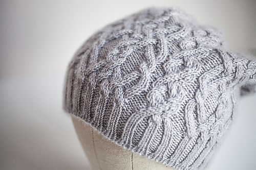 Ravelry: Treccia pattern by Michele Wang