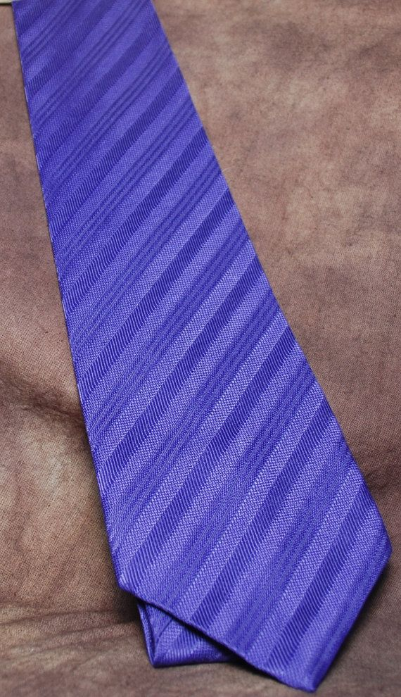 Purple Monkey Dishwasher neck tie by AbandonedWarehouse on Etsy