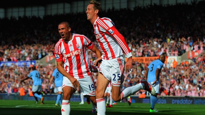 Peter #Crouch (Stoke City FC)